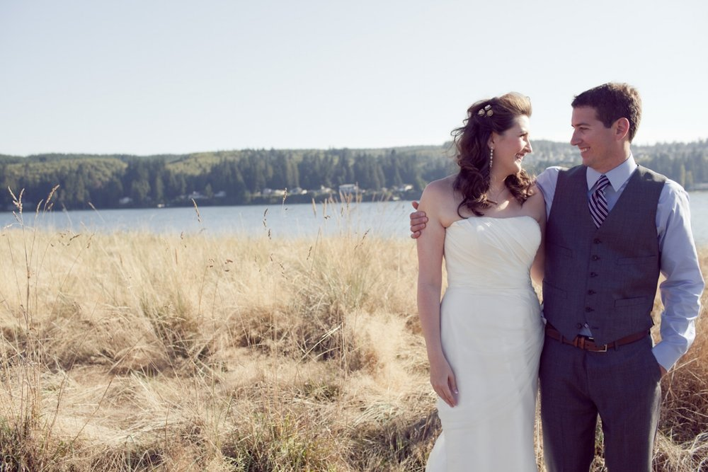 Northwest Maritime Center Wedding Featured on The Oceanside Bride