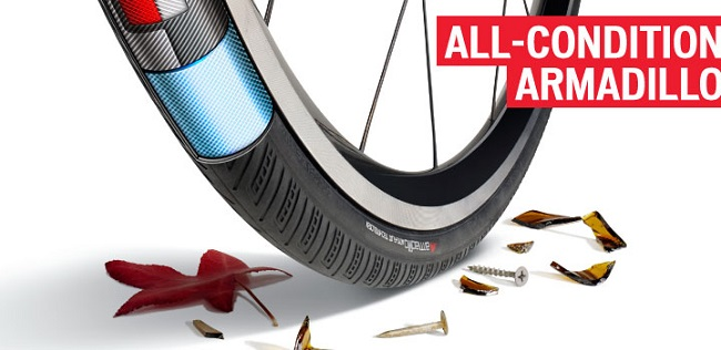 The improved tread pattern and bead to bead protection make it a great all season tire, ready for everything.