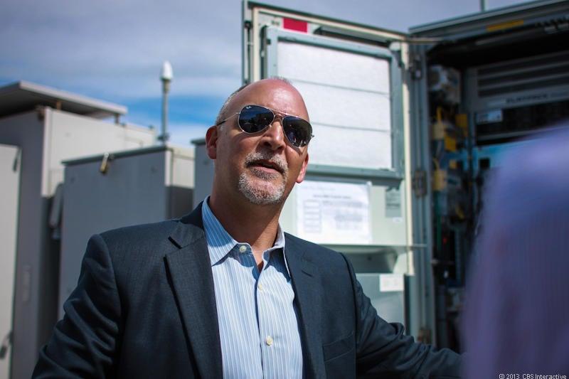 Joe Meyer, vice president of Sprint's network service
