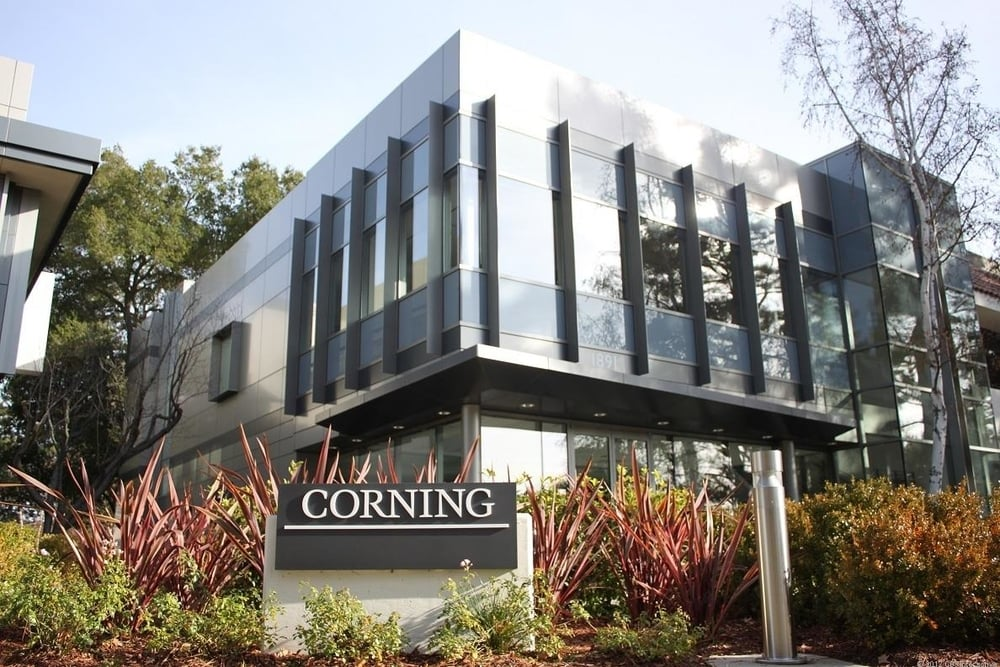 Corning Inc.'s research building