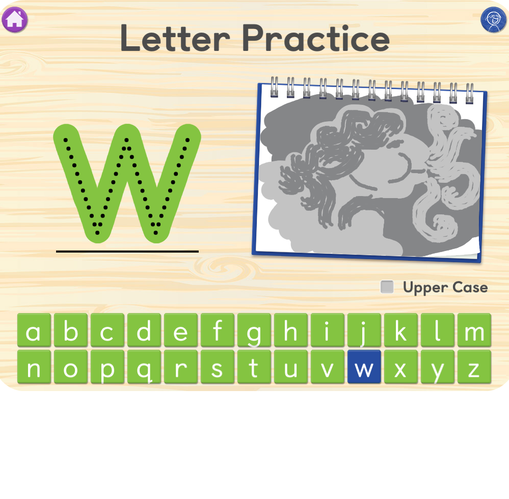 Letter Practice