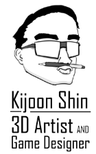 Kijoon Shin - 3D Artist and Game Designer