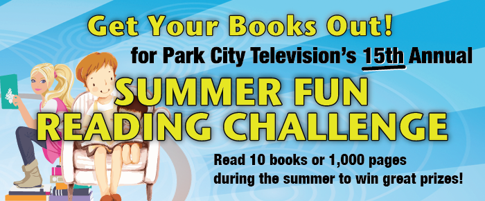 Park City Television's 15th Annual Summer Fun Reading Challenge