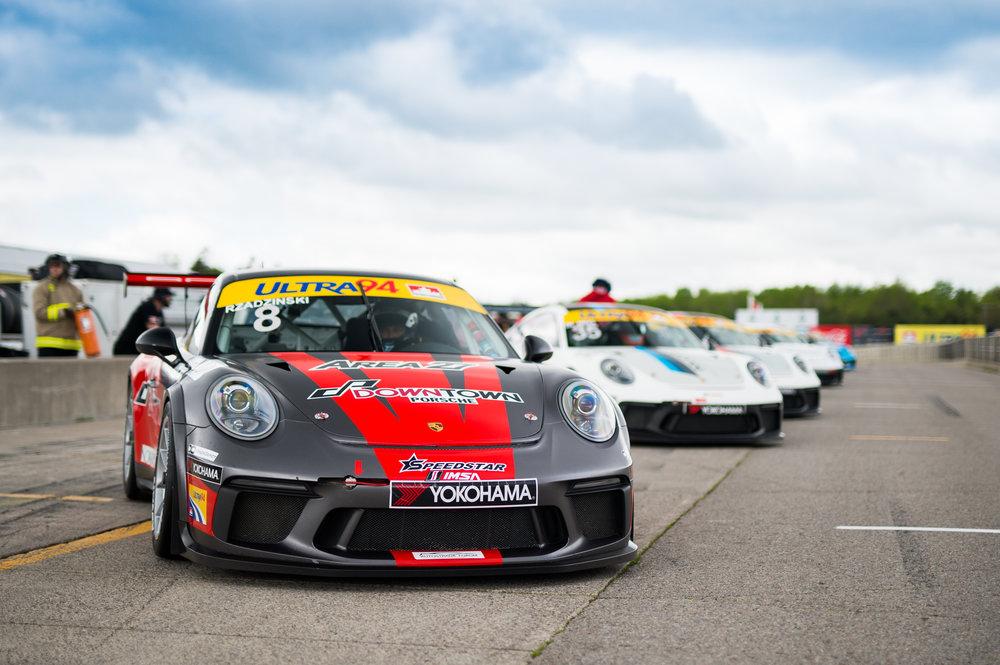 Porsche GT3 Cup Canada - Highlights of my 2018 Porsche GT3 Cup Challenge Canada season.