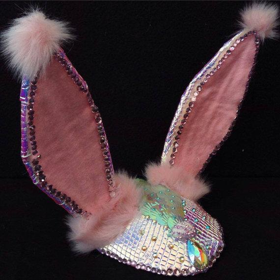 Mer-Bunny Headpiece
