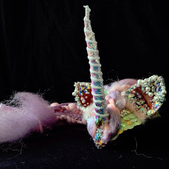 Pastel Unicorn Headpiece