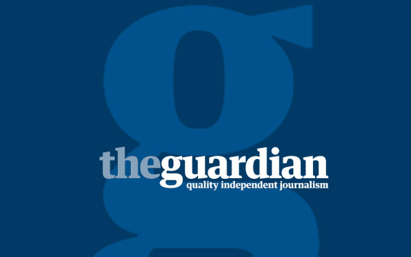 The Guardian Portrait Publication