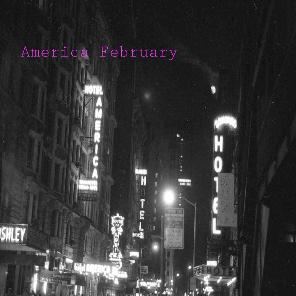 america february