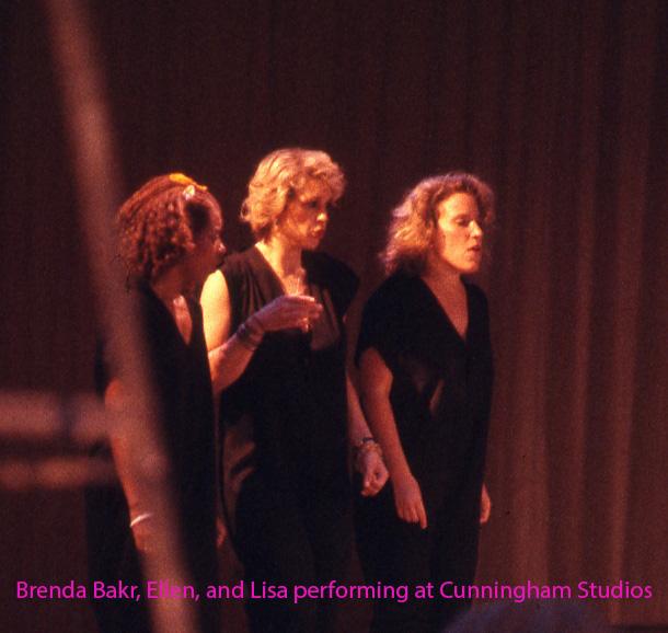 Brenda Bakr, Ellen Christi, Lisa Sokolov  at Cunningham Studios named.jpg