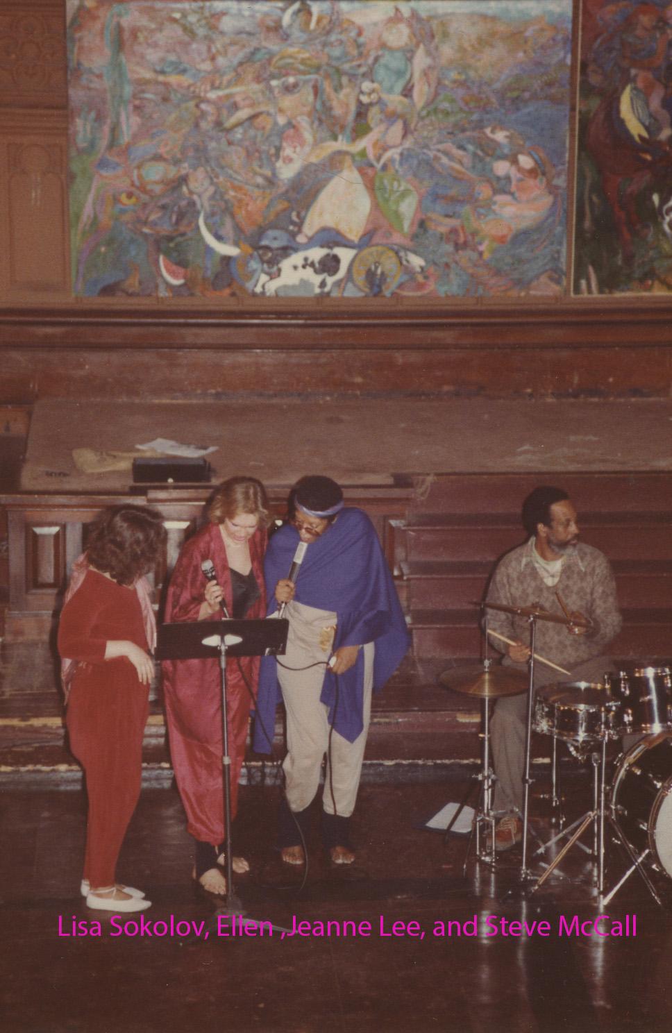 Ellen ,Lisa, Jeanne with Steve McCall named.jpg