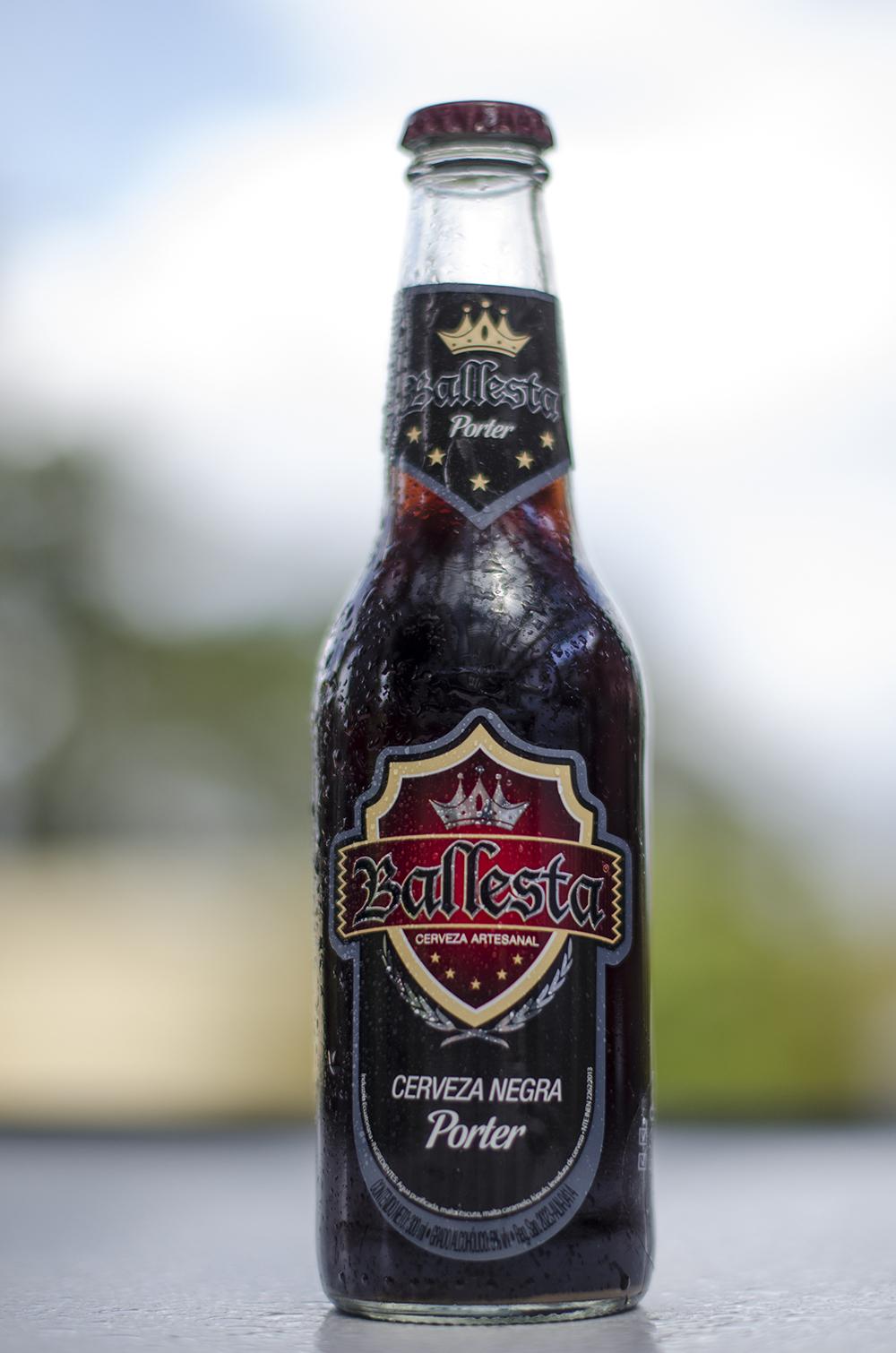 Ballesta   Porter Negra  5,0%