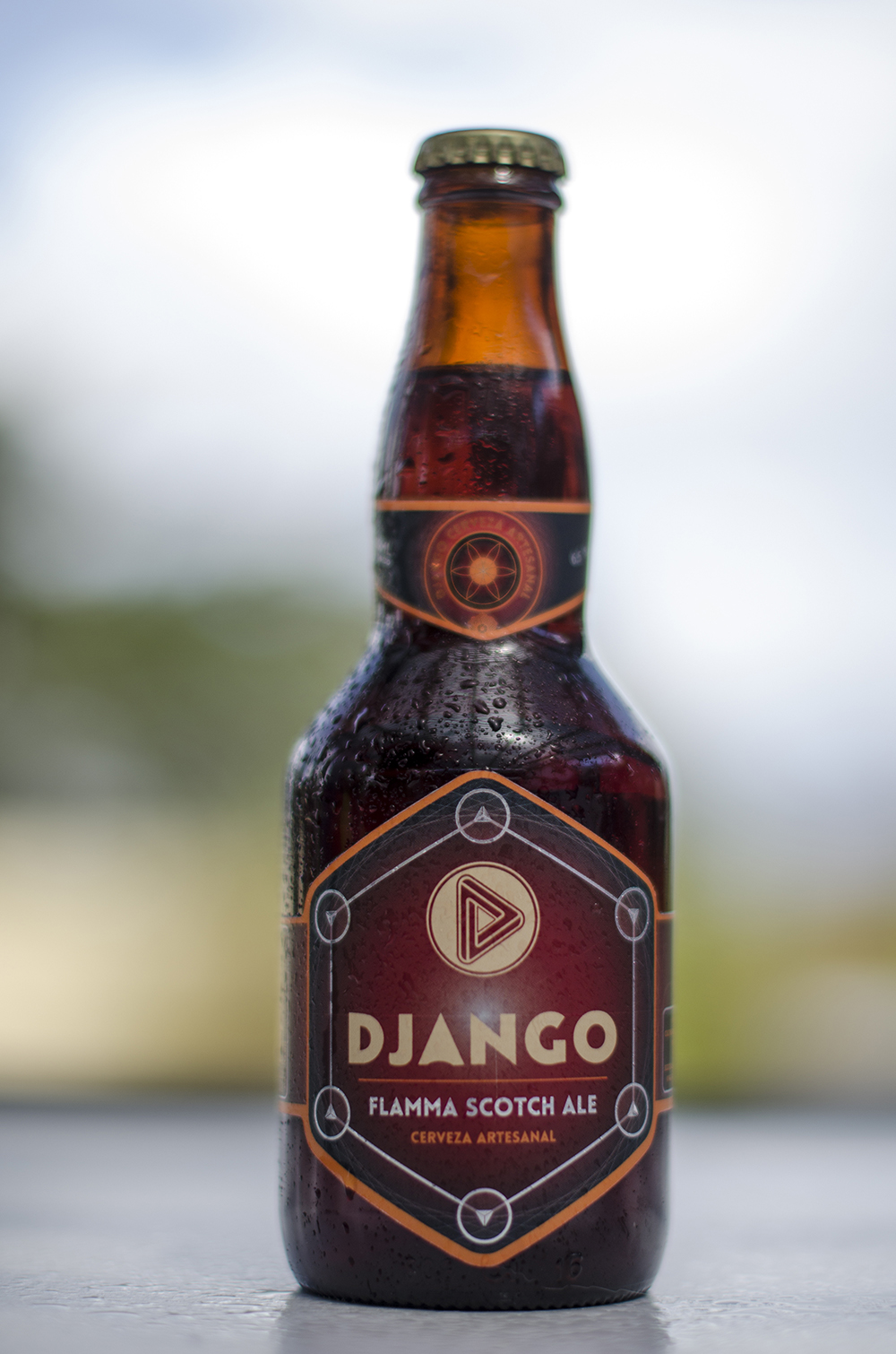 Django   Flama Scotch Ale  6,5%