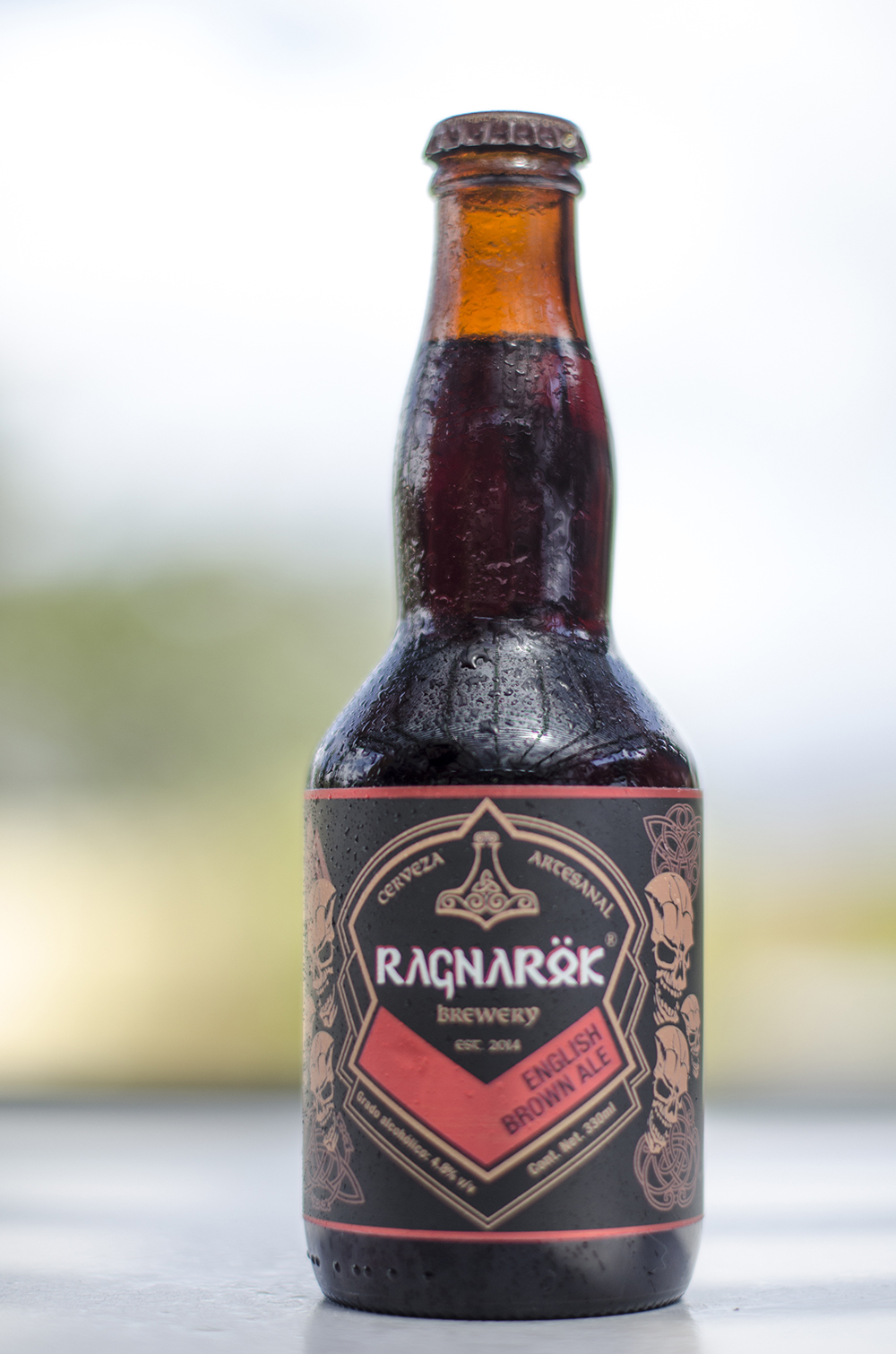 Ragnarök Brewery   Brown Ale  4,8%