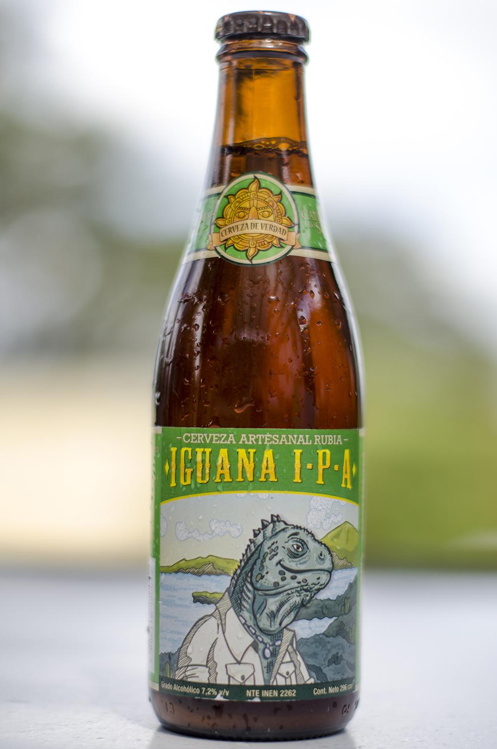 Camino del Sol  - Iguana IPA  IPA  7,2%