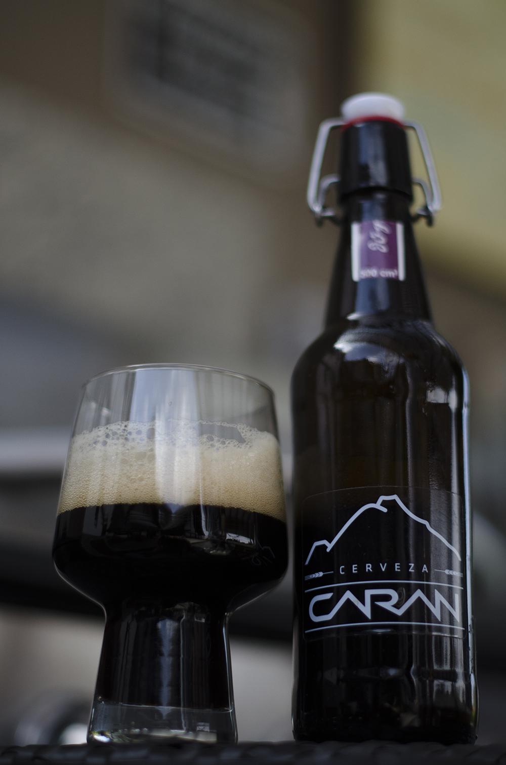 Cevecería Caranqui Libre   Black Ale  5,5%
