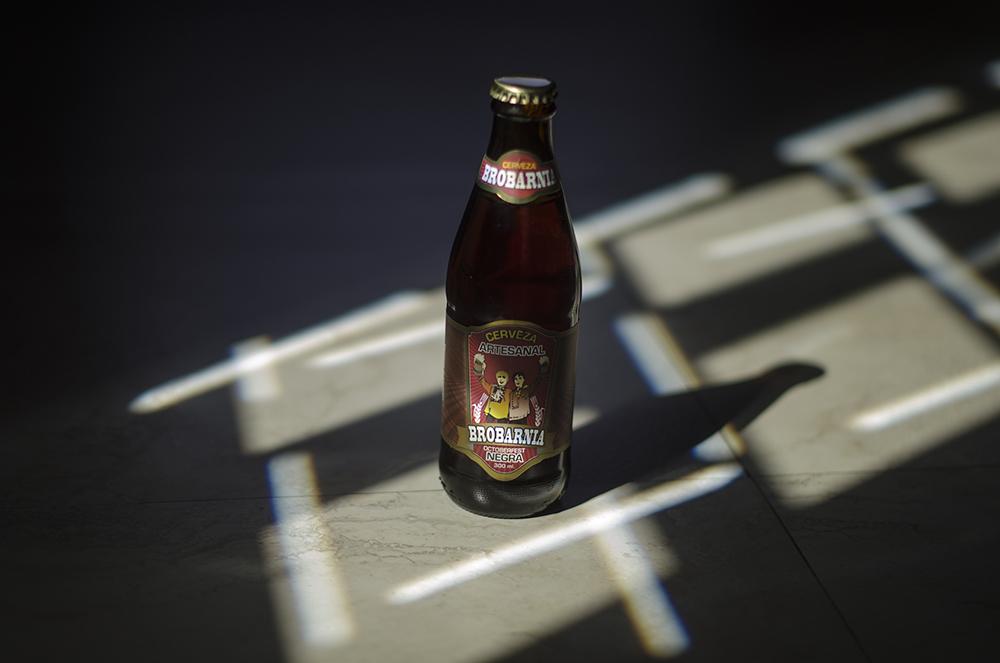 Brobarnia   Amber Ale Alemán  4,5%