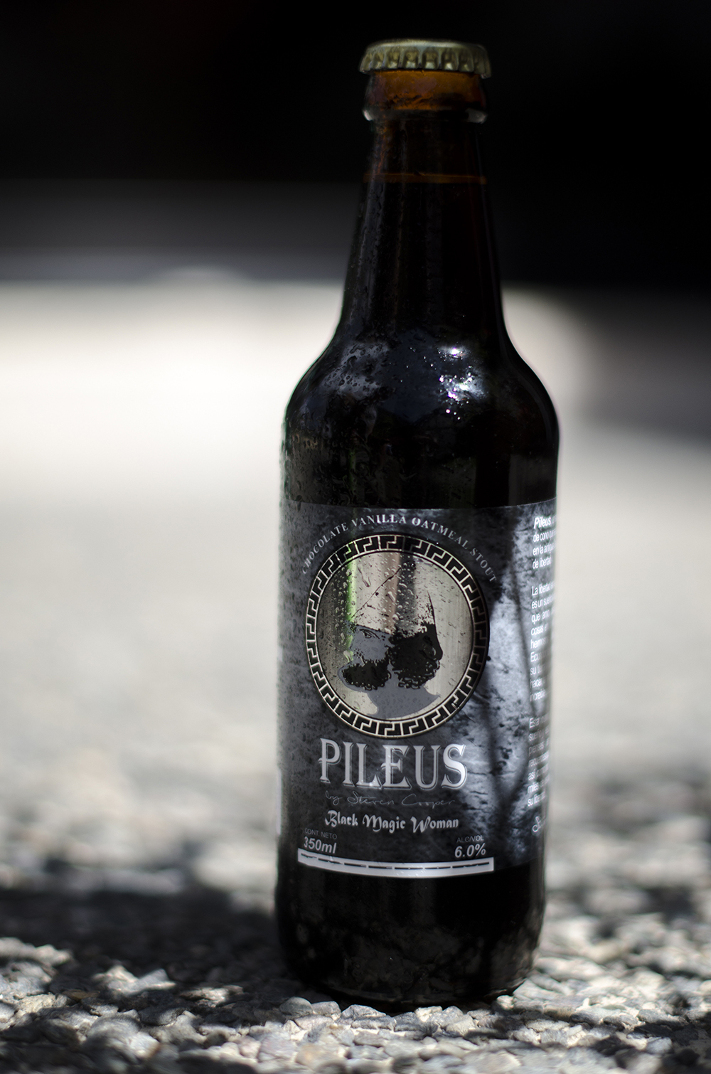 Pileus  - Black Magic Woman  Stout con Chocolate  6,3%