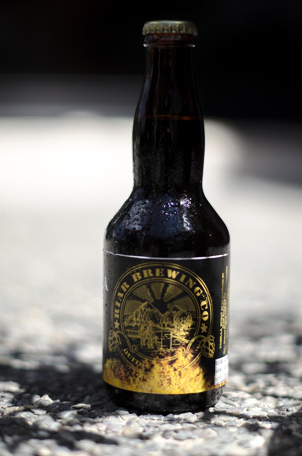 Riar Brewing Company   Vanilla Stout  8,0 %