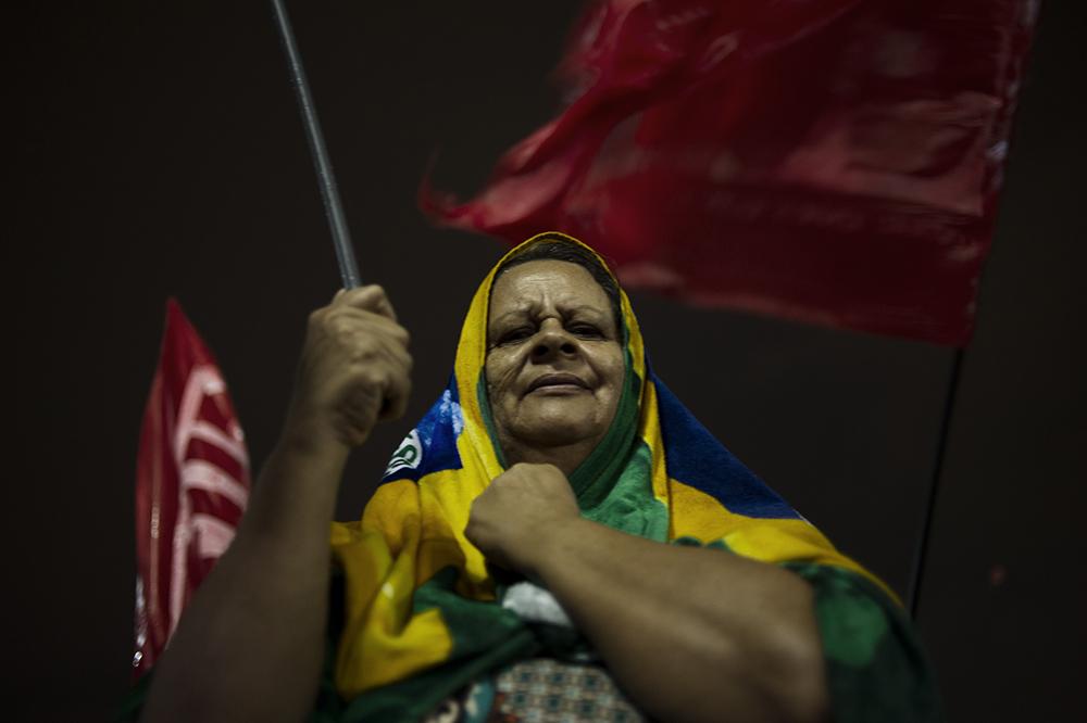 Los paulistanos salieron por la Democracia - En el aniversario del golpe militar en Brasil, R.U.A Colectivo comparte sus experiencias en las calles de São Paulo. Más.