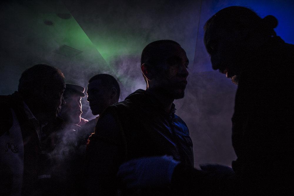 Así se armó la Escena local de las mixtas - Seguimos durante semanas a los principales actores de la escena MMA en el país para retratar su evolución. Más.