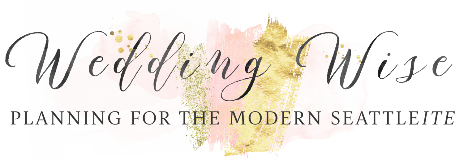 Wedding Wise - Classic Seattle Wedding Planning with a Modern Twist!