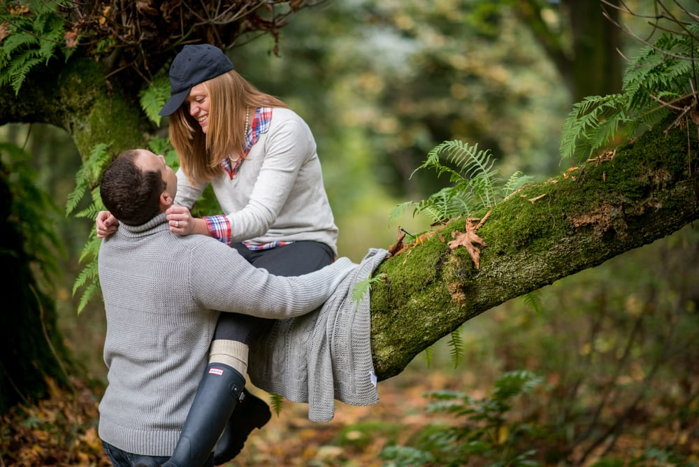 Seattle Engagement Session | Wedding Wise Seattle Planning | Salt and Pine Photography