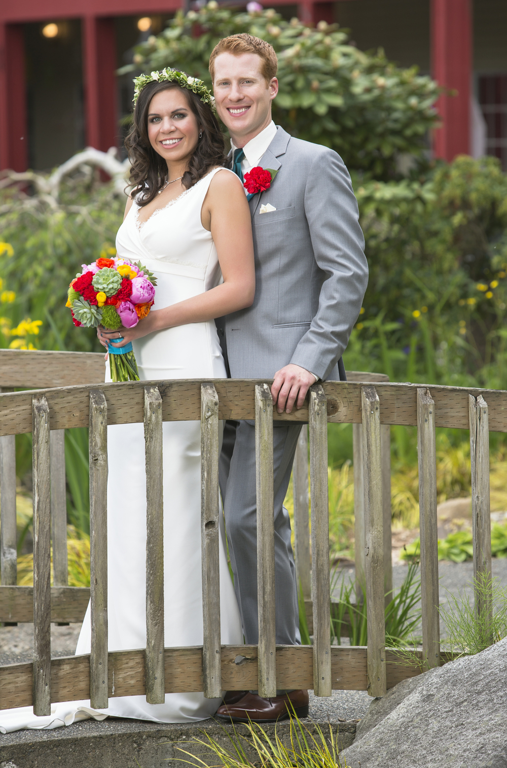 Rosewood Room Wedding in Bothell | Wedding Wise Seattle Planning