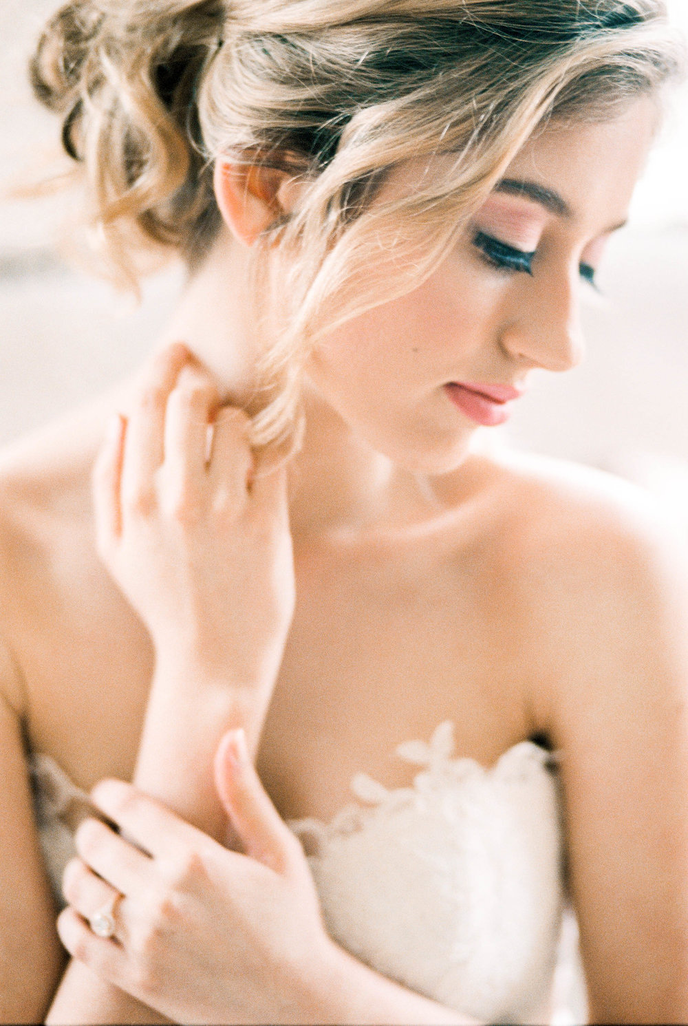 Pantone Colors Rose Quartz Serenity Wedding Inspiration | Wedding Wise Seattle | Rainier Chapter House Wedding | Kerry Jeanne Photography