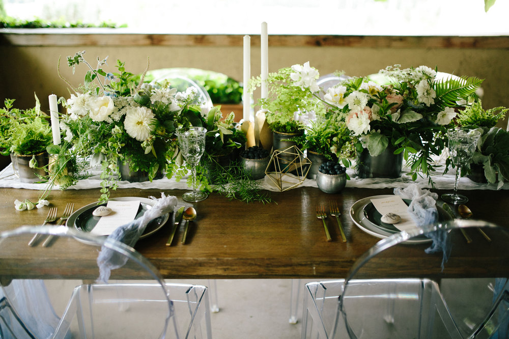 Seattle Wedding Planner | Wedding Wise | Kelley Lemon Photography | Pantone Color of the Year 2017 Greenery