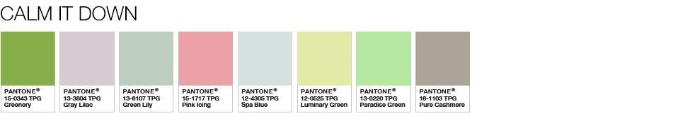 Wedding Wise, Seattle Wedding Planner | 2017 Pantone Color Palette