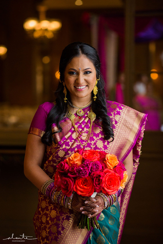 Seattle Indian Bride | Seattle Wedding Planning Intern | Wedding Wise | Alante Photography