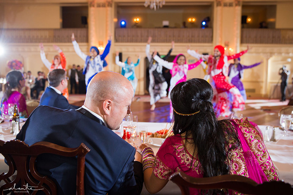 Wedding Wise Seattle Planning | How to Personalize Your Wedding | Indian Fusion Wedding | Alante Photography