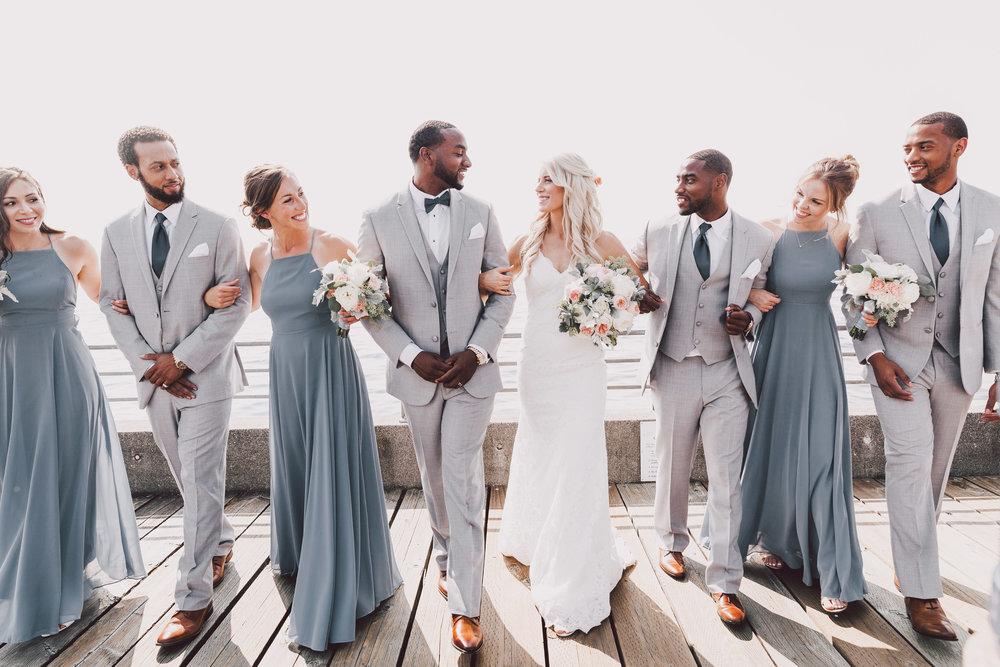 Woodmark Hotel Wedding Kaitlyn Anthony