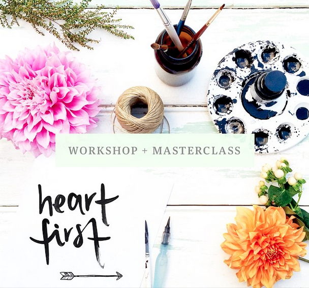 EmmaKateCo Workshop Heart First