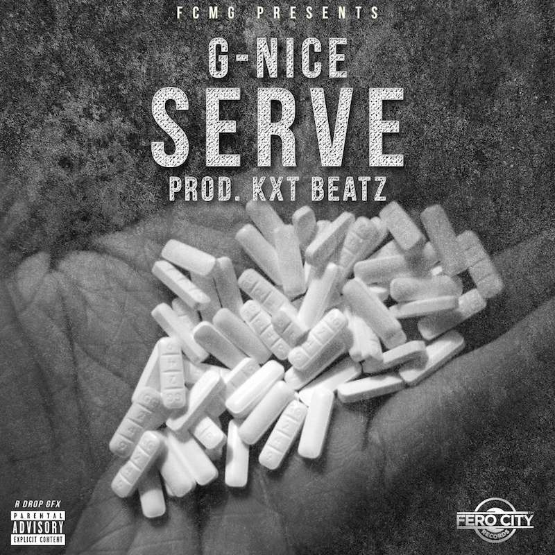 Listen to Serve by G-NICE on Juss Russ Radio.
