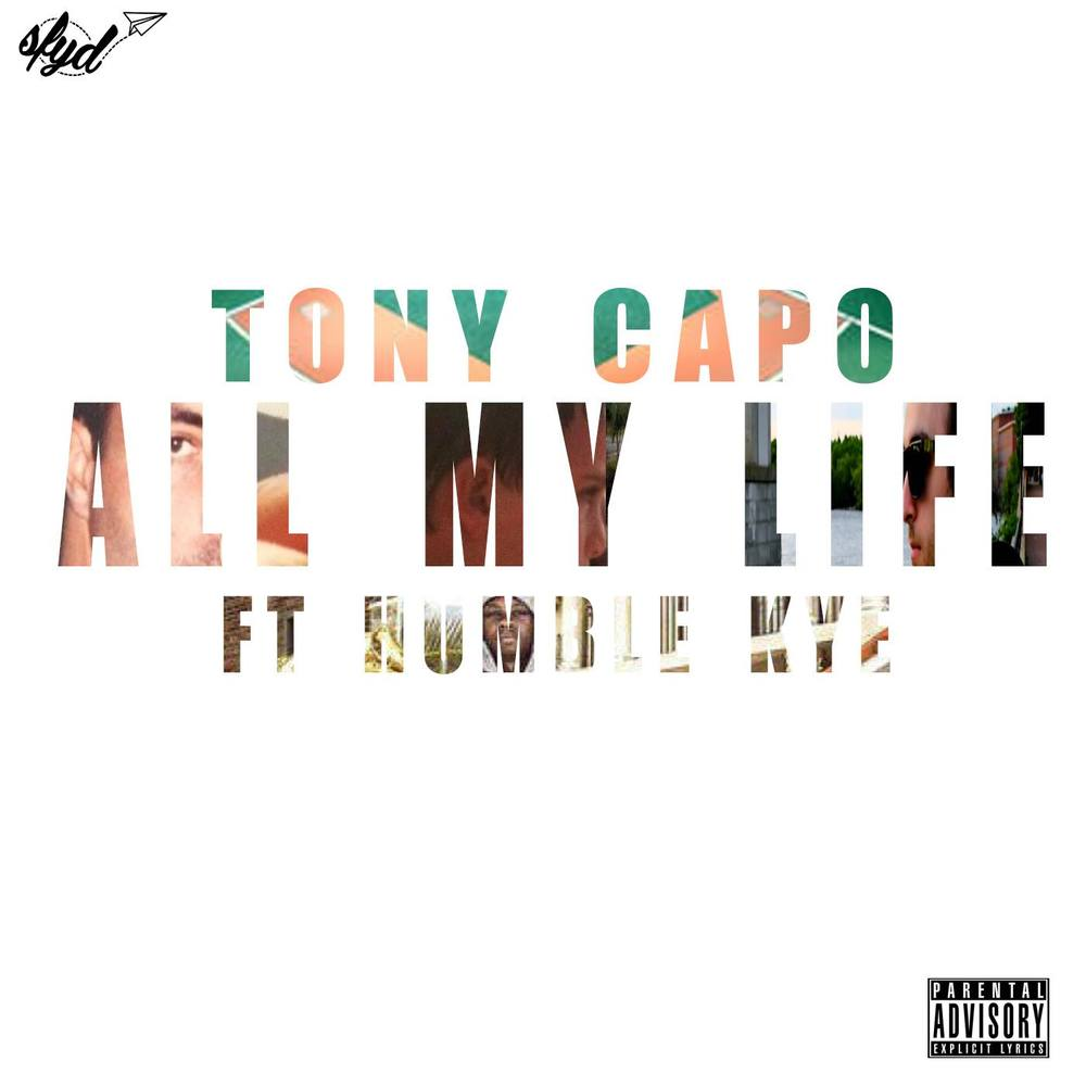 Now Playing All My Life by Tony Capo on Juss Russ Radio.