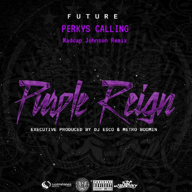 Run Up Future Remix by MadCap Johnson