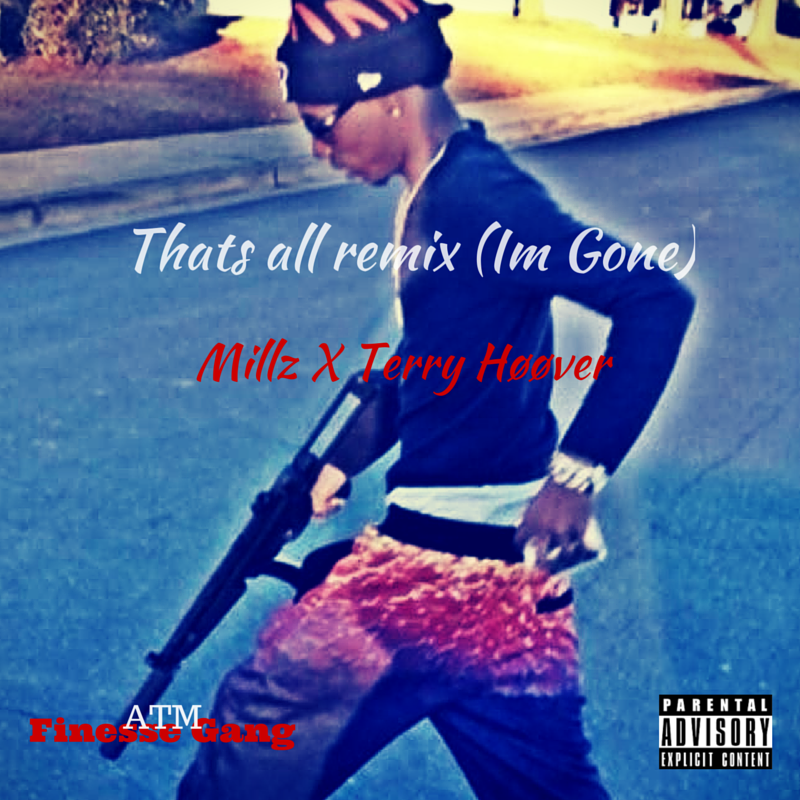 I'm Gone by Millz featuring Terry Hoover