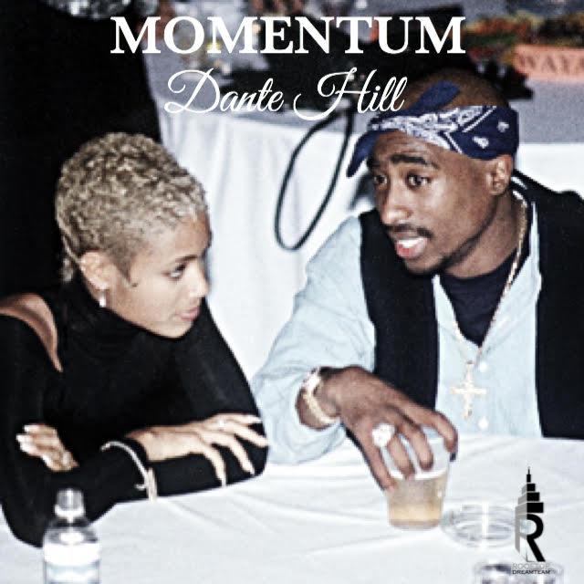 Dante Hill Momentum Cover Art