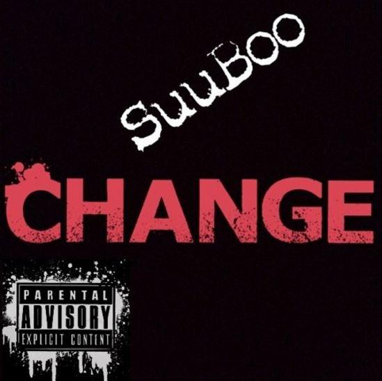 SuuBoo Change Cover Art