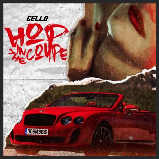 Cello Hop in the Coupe