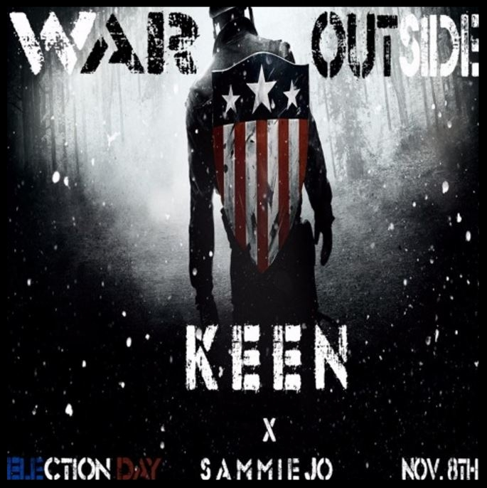 KEEN War Outside