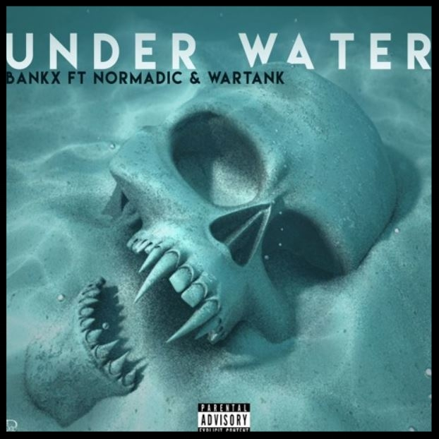 bankx under water cover art