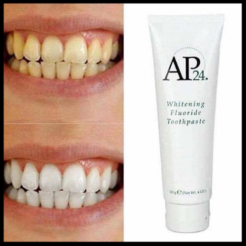 IT WORKS!!! - Get a whiter smile guaranteed and see a noticeable difference after the first use when you order this patented, doctor approved whitening toothpaste. Finally get a better, whiter smile from simply brushing your teeth.