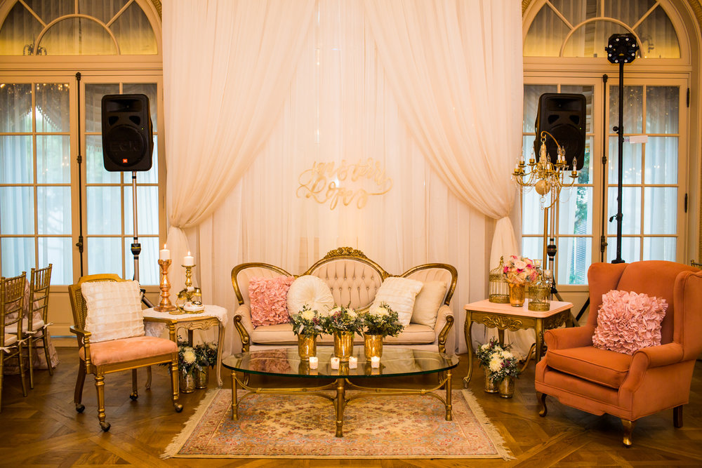 VIP Wedding Lounge
