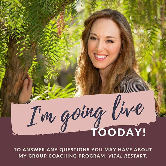In addition, I'll be sharing part of my journey with inflammation, chronic pain, and chronic fatigue. (When I was 29, I could barely walk a block without having to sit down) AND a few of my best kept secrets that I used to heal myself.⠀ .⠀ Tune in today (1/10) @ 5:30 pm PST to chat with me!⠀ .⠀ .⠀ .⠀ .⠀ .⠀ .⠀ .⠀ .⠀ .⠀ .⠀ .⠀ ⠀ #functionalfitness⠀ #functionalmedicine⠀ #drlaceychittle⠀ #functionalfoods⠀ #functionalnutrition⠀ #integrativemedicine⠀ #antiinflammation ⠀ #antiinflammatoryfood⠀ #antiinflammation ⠀ #antiinflammatory ⠀ #inflammation⠀ #inflammationsupport⠀ #chronicillness⠀ #chronicfatigue⠀ #chronicpain⠀ #chronicfatiguesyndrome⠀ #chronicpainsucks⠀ #chronicpainrelief⠀ #chronicpain⠀ #chronicpainwarrior⠀ #adrenalfatigue⠀ #chronicpainsyndrome⠀ #chronicpainmanagement⠀ #adrenalfatiguerecovery⠀ #autoimmunedisease⠀ #aip⠀ #autoimmunepaleo⠀ #autoimmunehealing⠀ #autoimmunewellness⠀ #autoimmunediet