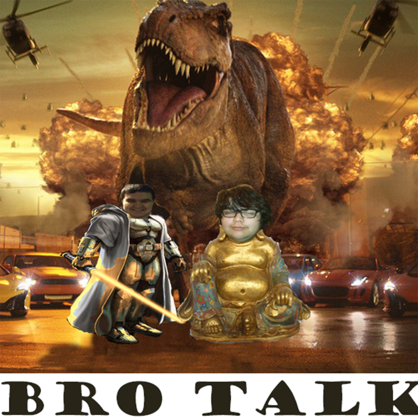 Bro Talk - Spruce Cast