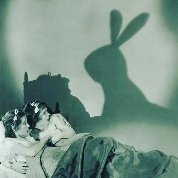 Don't be scared! BMB is here! To wish you a Happy Easter/Passover. Get yourselves hoppy with our next show on 4/20! Cheers~