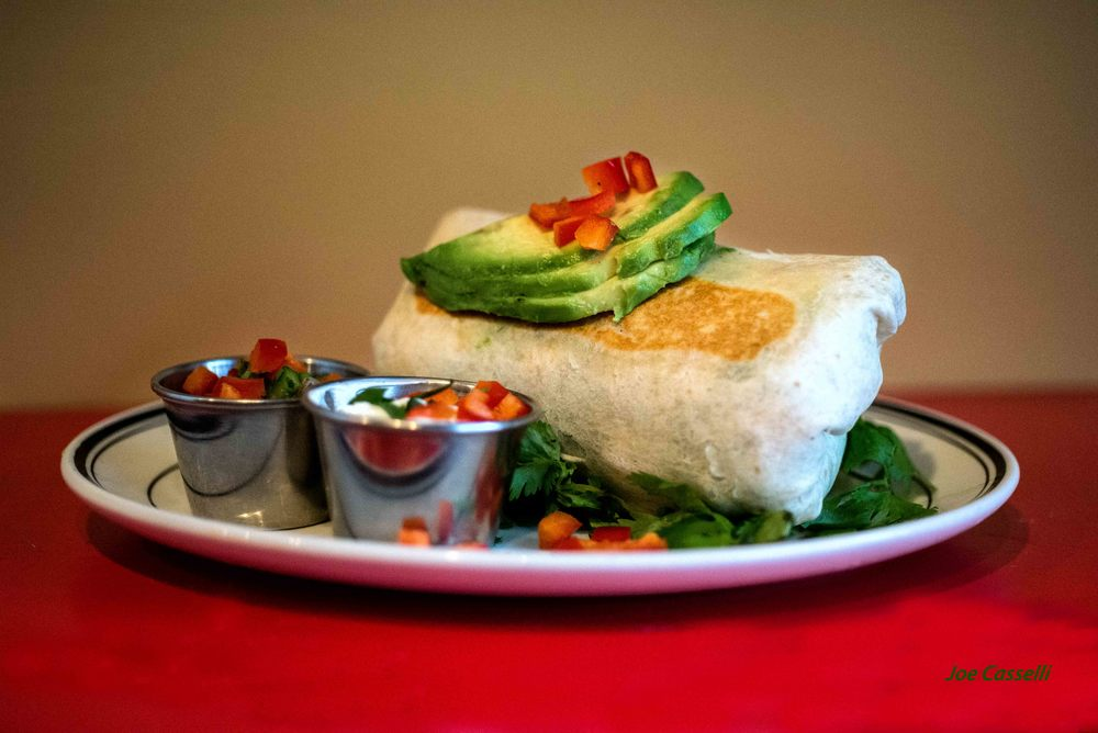Brickhouse Burrito