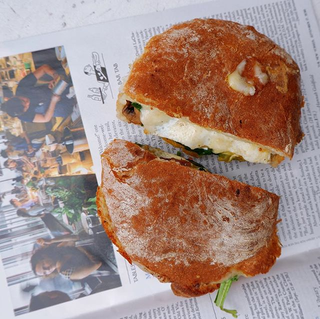 Whether you're an early bird or a late riser-our breakfast sammie's always have your back. Perfect to enjoy while reading the latest New Yorker (or cosmo- we're not telling). See you soon!